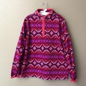 Oshkosh B'gosh Alpine Chic Fleece Size 12 NWOT